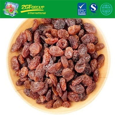 High Quality Dried Red raisins From China